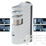 Authentic Teslacigs Stealth 70W TC VW APV Box Mod (White)