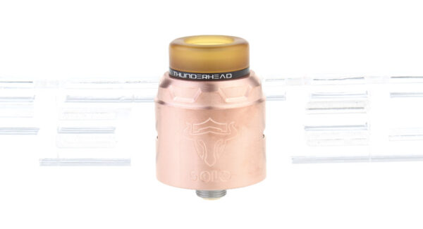 Authentic Thunderhead Creations Tauren Solo RDA Rebuildable Dripping Atomizer