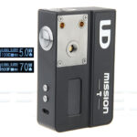 Authentic UD Mission T 70W TC VW APV Box Mod