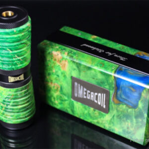 Authentic ULTRONER Omega Coil 18650 Mechanical Mod