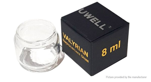 Authentic Valyrian Replacement Glass Tank