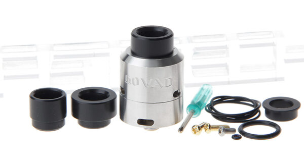 Authentic Vandy Vape Govad RDA Rebuildable Dripping Atomizer