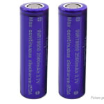 Authentic Vapcell 18650 3.7V 2500mAh Rechargeable Li-ion Battery (2-Pack)