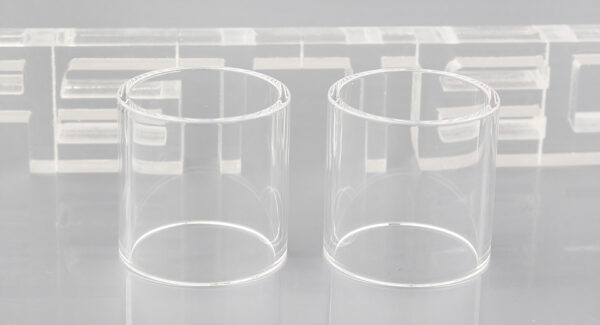 Authentic Vapefly Galaxies RTA Replacement Glass Tank (2-Pack)