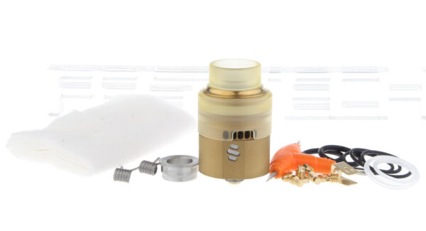 Authentic Vapefly Wormhole RDA Rebuildable Dripping Atomizer