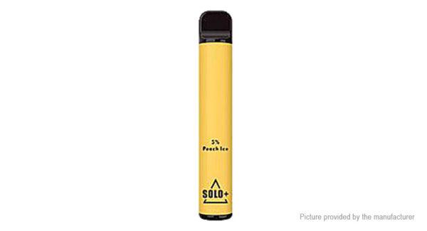 Authentic Vapeman Solo+ 550mAh Disposable E-Cigarette