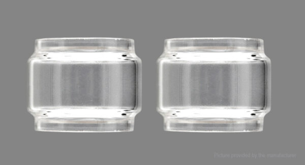 Authentic Vapesoon Glass Tank for Aspire Cleito 120 Clearomizer (2-Pack)