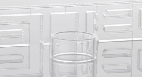 Authentic Vapesoon Glass Tank for GeekVape Avocado RTA Atomizer