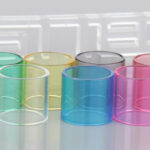 Authentic Vapesoon Glass Tank for Vaporesso Target Pro Clearomizer (7 Pieces)