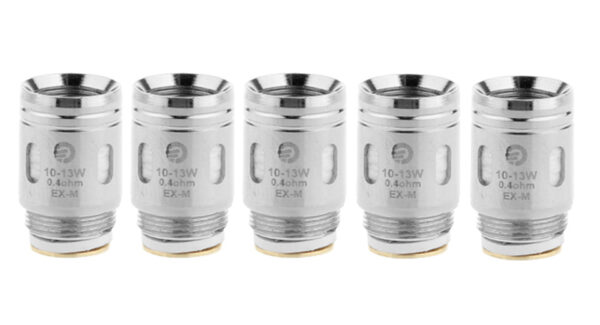 Authentic Vapesoon Replacement EX-M Coil Head for Joyetech Exceed Grip (5-Pack)