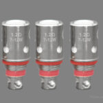Authentic Vapesoon Replacement Regular Coil Head for Artery PAL II (5-Pack)
