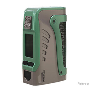 Authentic Wismec Reuleaux Tinker2 200W TC VW APV Box Mod