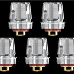 Authentic Wismec Trough Replacement WT01 Single Coil Head (5-Pack)