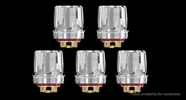 Authentic Wismec Trough Replacement WT03 Triple Coil Head (5-Pack)