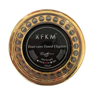 Authentic XFKM Kanthal A1 Alien Clapton Heating Wire
