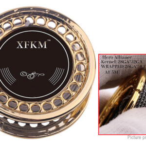 Authentic XFKM Kanthal A1 Hero Alliance Heating Wire