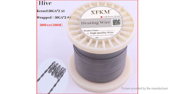 Authentic XFKM Kanthal A1 Hive Heating Wire