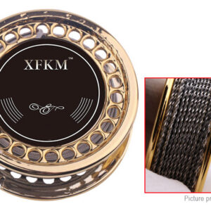 Authentic XFKM Kanthal A1 Serpent Coil Heating Wire