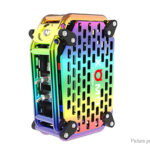 Authentic XOMO GT Laser 255X 150W 3500mAh Box Mod