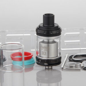 Authentic Youde UD Goblin Mini V3 RTA Rebuildable Tank Atomizer