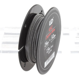 Authentic Youde UD Kanthal A1 Coiled Heating Wire for Rebuildable Atomizers
