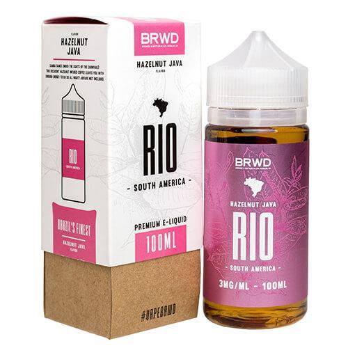 BRWD E-Liquid - Rio - 100ml / 0mg