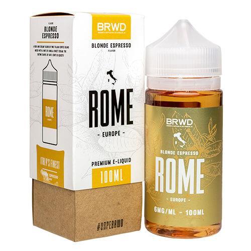 BRWD E-Liquid - Rome - 100ml / 0mg