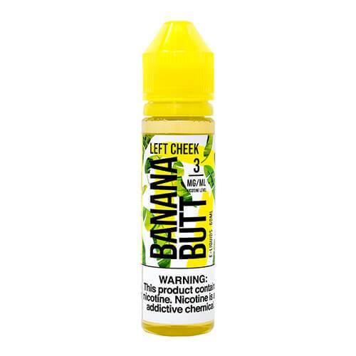 Banana Butt E-Liquid - Left Cheek - 60ml / 3mg