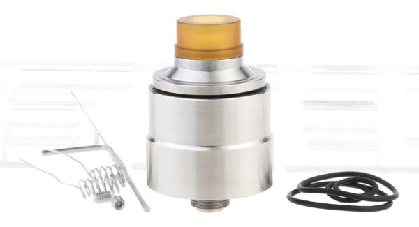 Basic Styled RDA Rebuildable Dripping Atomizer