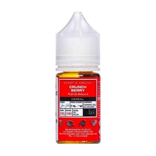Basix Nic Salt Crunch Berry Ejuice