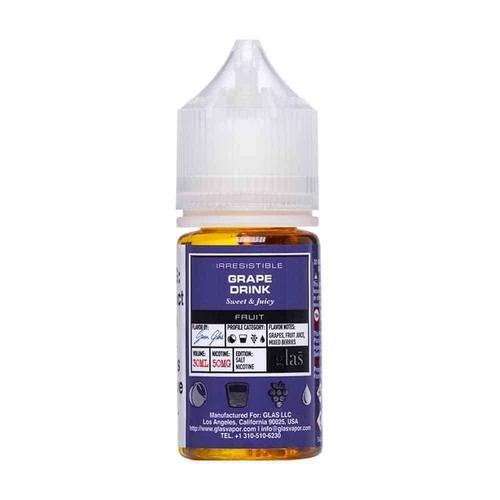Basix Nic Salt Grape Drink Ejuice