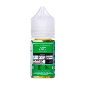 Basix Nic Salt Juicy Apple Ejuice