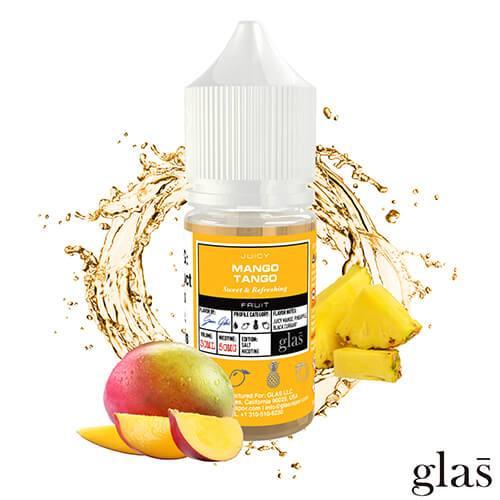 Basix Nic Salts by Glas - Mango Tango - 30ml / 50mg
