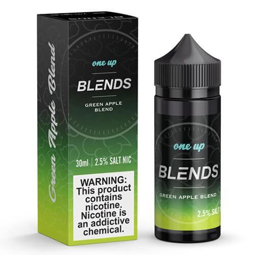 Blends Salt Nic by One Up Vapor - Green Apple Blend - 30ml / 35mg
