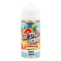 Blood Orange Pineapple Iced by Hi-Drip E-Liquid