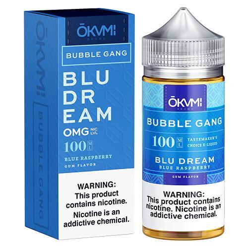 Bubble Gang E-Liquid - Blu Dream - 100ml / 0mg