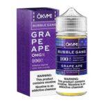 Bubble Gang E-Liquid - Grape Ape ICE - 100ml / 0mg