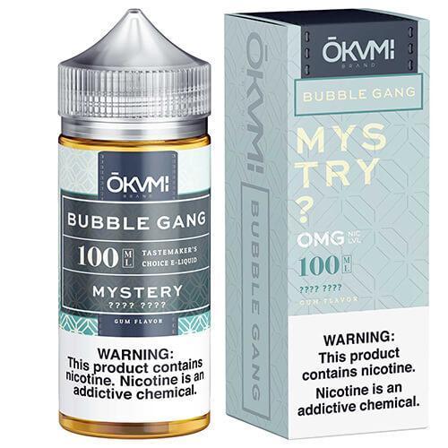 Bubble Gang E-Liquid - Mystery - 100ml / 0mg