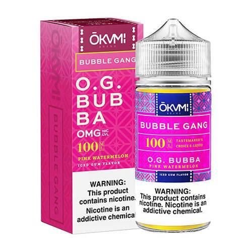 Bubble Gang E-Liquid - OG Bubba ICE - 100ml / 0mg