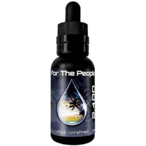 CBD For The People CBD Oil 2400mg 30ml (Sublingual)