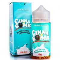 CinnaBomb 100ml E-liquid