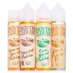 Country Clouds E-liquids 4 Pack Ejuice Bundle