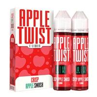 Crisp Apple Smash by Apple Twist E-Liquid - 120ml