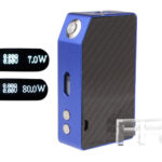 DX 80 VW Variable Wattage APV Box Mod