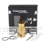 Doge V2 Styled RDA Rebuildable Dripping Atomizer