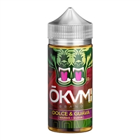 Dolce and Guava by OKAMI E-Liquid 100ml