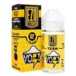 EZO E-Liquid - Team Volt - 100ml / 0mg