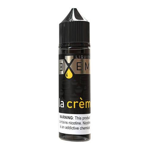 Exempt E-Liquid - La Creme - 60ml / 0mg