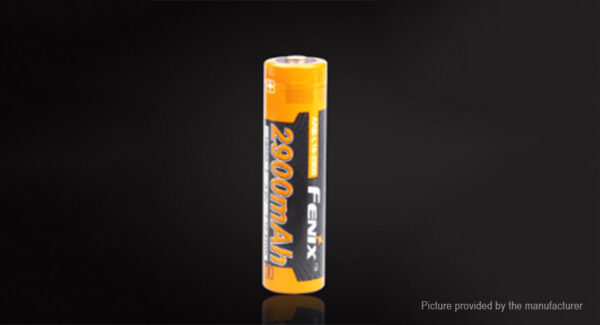 Fenix ARB-L18-2900 ICR 18650 3.6V 2900mAh Protected Rechargeable Li-ion Battery