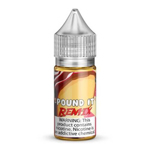 FoodFighter Juice Remixed SALT - Pound It Remix Nic Salt - 30ml / 25mg